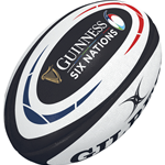 GUINNESS 6 NATIONS REPLICA BALL