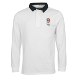KIDS LONG SLEEVE ENGLAND RUGBY SHIRT