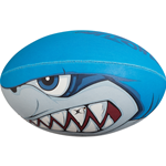 "Pallone Rugby SQUALO ""Bite Force"""