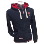 England Kids Zip Through Hoody